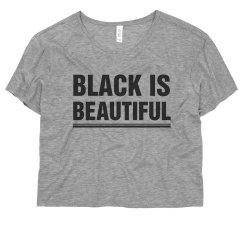 Cute Black Is Beautiful