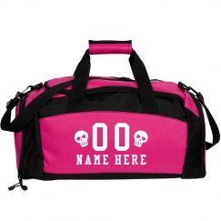 Customizable Roller Derby Bags