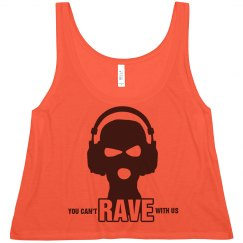 Rave with Us in Neon
