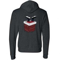 Christmas Sweatshirt Hood