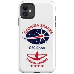 Georgia Sparks iPhone 11 Tough Case