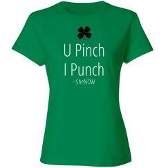 SheNOW Saint Pats Shirt