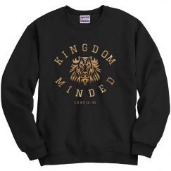 Kingdom Minded Sweatshirt