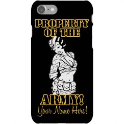 Property of the Army