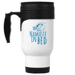 Handy travel mug