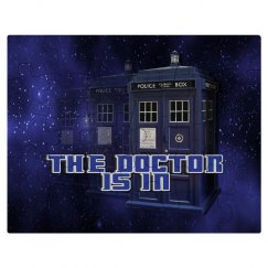 The Doctor Police Box Puzzle