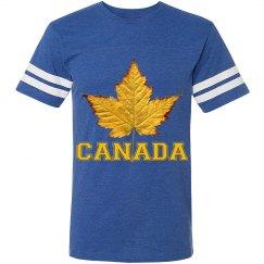Canada T-Shirts Varsity Canada Team Shirts