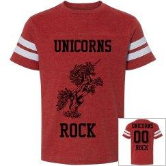 Unicorn sport jersey