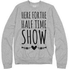 Halftime Show Band Parent