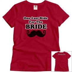 Bride Ride