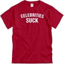 Celebrities Suck