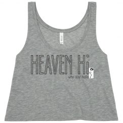 HvnHi crop top - neon colors!!!