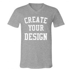 Design a Custom Jersey V-Neck