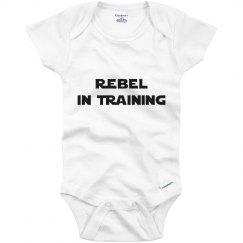 Rebel Onesie