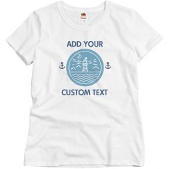Design Your Own Lighthouse Vacation Top