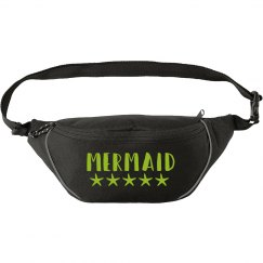 Mermaid Starfish Fanny Pack