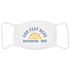 Custom Destination Vacation Mask