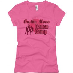 On The Move Dance Camp