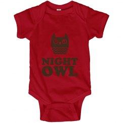 Night Owl Bodysuit