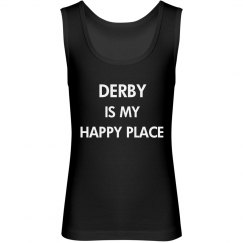 Derby is my happy place
