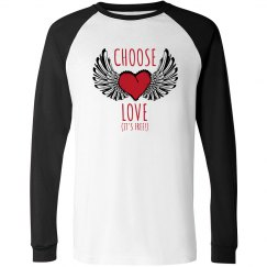 Choose Love Long Sleeve