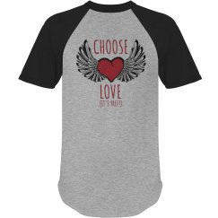 Choose Love Short Sleeve