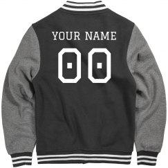 Custom Sport Letterman Jacket