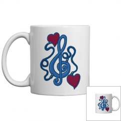Plugged In To Music Mug 2