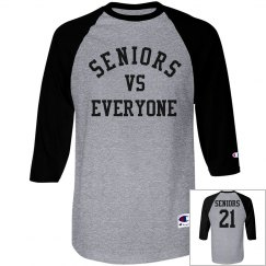 Seniors vs Everyone Tee