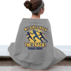 Proud Track Mom