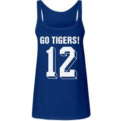 T Ball Tigers Fan