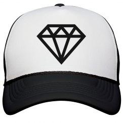 Diamond hat