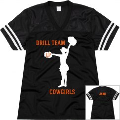 Drill Coach jersey