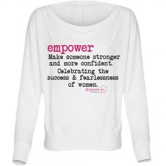 Empower definition