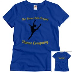 TRAPDC dance mom /dad shirt