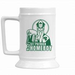 St. Patrick Homeboy