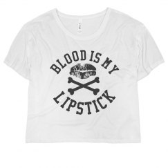 Blood Is My Lipstick