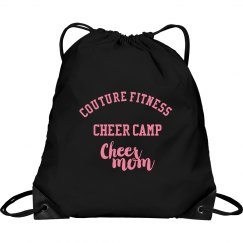 Drawstring cheer bag base