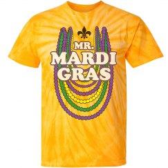 Mr. Mardi Gras Bead Boy