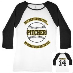 I love  the Pitcher