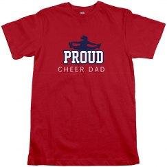 Proud Cheer Dad