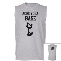 Base sleeveless shirt