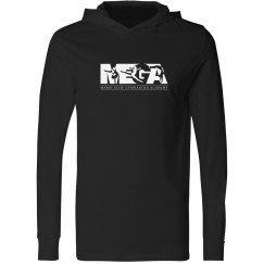 Gymnast Logo Hooded long sleeve