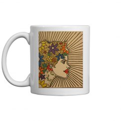 Latina Magic- COFFEE MUG