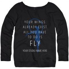 Aerial Yoga Studio Quotes