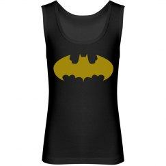 Young batgirl.