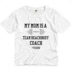 Mom is a coach - masculine