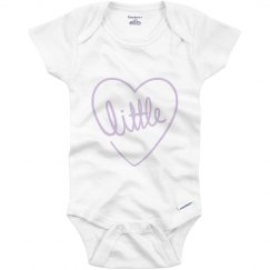 Little Heart Onesie