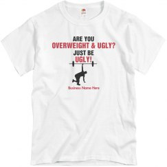 Funny Gym Graphic Tee