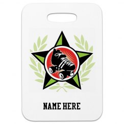 SSR Luggage Tag